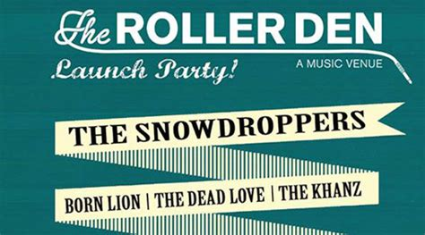 rolläden new venue alert the roller den