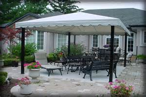 Patio And Deck Furniture Residential Deck Awnings Residential Patio Canopies