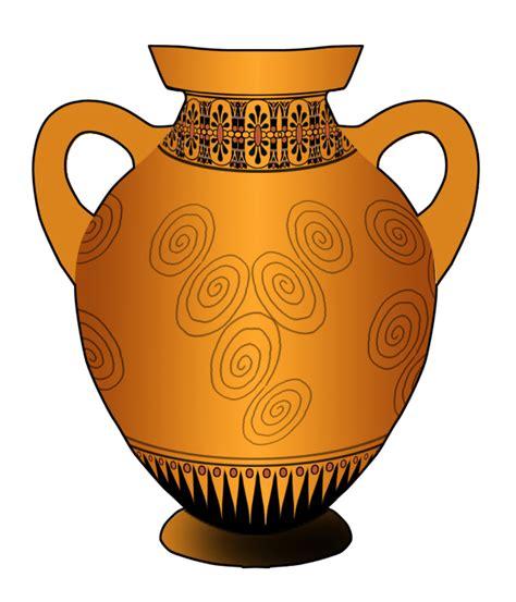 vaso greco guide animazione 2d animazione di un vaso greco