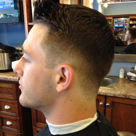 different types of fades haircuts different types of hairstyles for men men short hairstyle