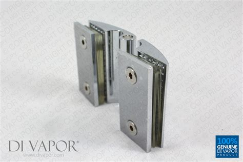 Hinges For Shower Doors Glass To Glass Clam Shell Hinge For Heavy Glass Shower Door