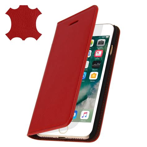 iphone 7 etui housse 201 tui portefeuille cuir veritable p apple iphone 7 et iphone 8 201 tuis folio