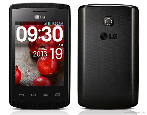 Lg Optimus L1 Ii Stylish Stpu Soft entry level lg optimus l1 ii goes official with 3 inch