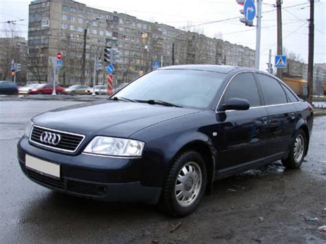 Audi A6 1999 1999 audi a6 pictures