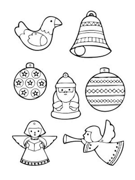 Dessin Decoration De Noel by Coloriage Les D 233 Corations De Noel