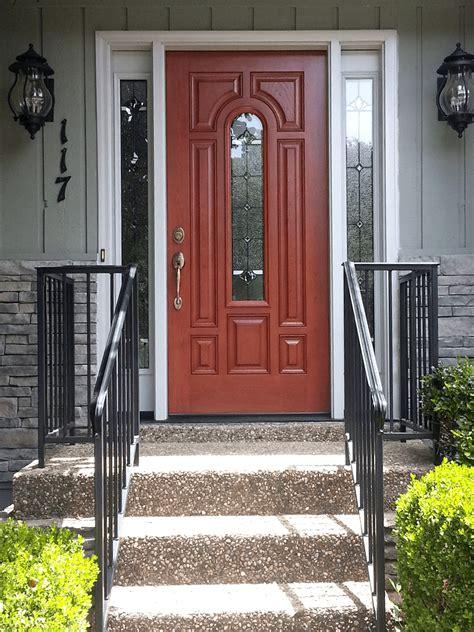 fiberglass steel entry doors iron crafters llc