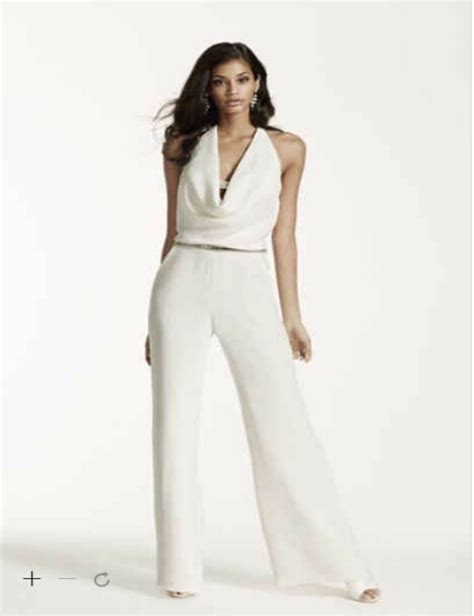 Hochzeit Jumpsuit by Popular Wedding Jumpsuits Buy Cheap Wedding Jumpsuits Lots