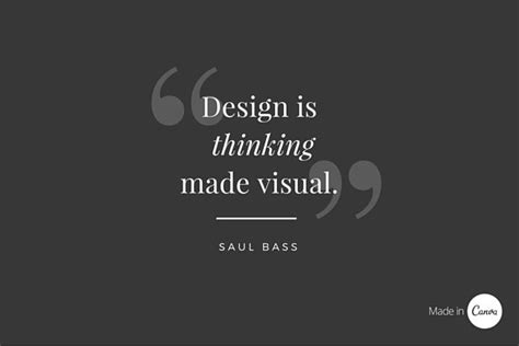 design is thinking made visible 100 best design quotes yet lessons for graphic designers