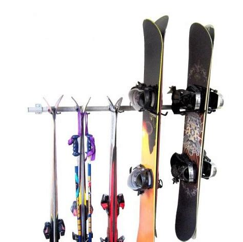 Ski Racks For Garage by Monkey Bars Garage Ski Rack Ski And Snowboard Racks