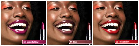 the right shade of red best shades of red lipstick for your skin tone black
