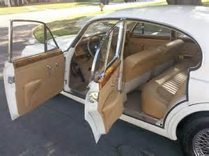 Jaguar Mk2 Interior Heavily Invested 1963 Jaguar Mkii 3 8 Bring A Trailer