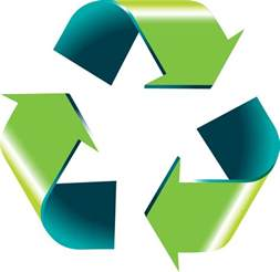 of recycle free to use public domain environment clip art