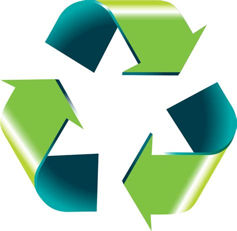 art of recycle free to use public domain environment clip art