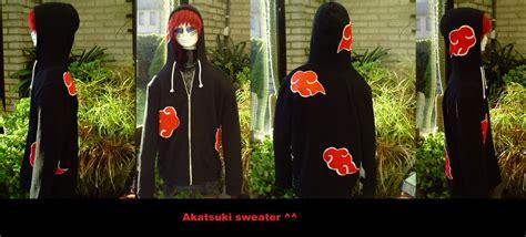 Sweater Akatsuki akatsuki sweater by downfall on deviantart