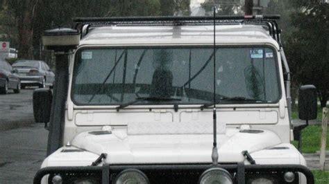 Defender Rack by Land Rover Defender 130 Roof Racks