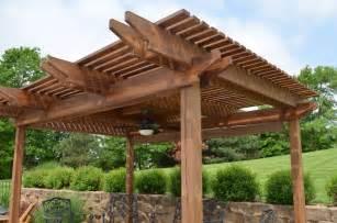 Photo gallery of outdoor pergolas 2 pergolas designs images