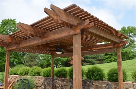 Backyard Pergola Designs by Pergola Pergola Design Gazeboremodeling Kansas City