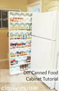 homeroad diy slide out pantry
