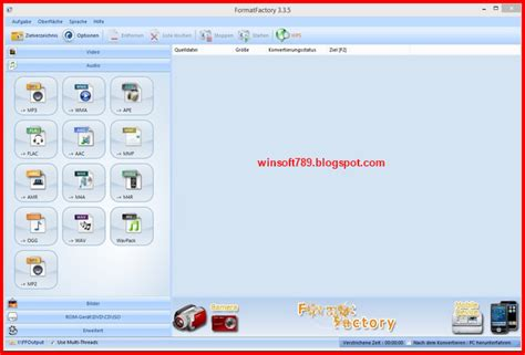 format factory full version for windows 7 format factory 3 7 5 free offline installer