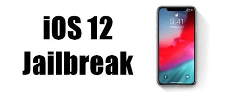 ios 12 jailbreak successfully running on iphone xs max