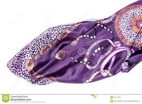 Desain Mewah Pashmina Satin High Class Luxury Silk Scarf Stock Image Image 11477751