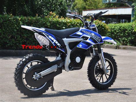 electric dirt bikes secrets of the new mototec 36v 500w lithium electric dirt bike
