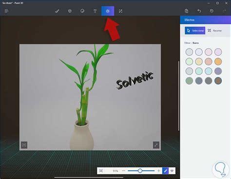 windows 10 paint tutorial c 243 mo usar microsoft paint 3d en windows 10 creators update