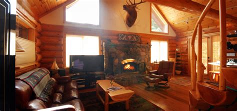 Watershed Luxury Log Home Rentals Cabin Creek River Rock Montana Yuba River Vacation Rentals South Yuba River State Park Penn