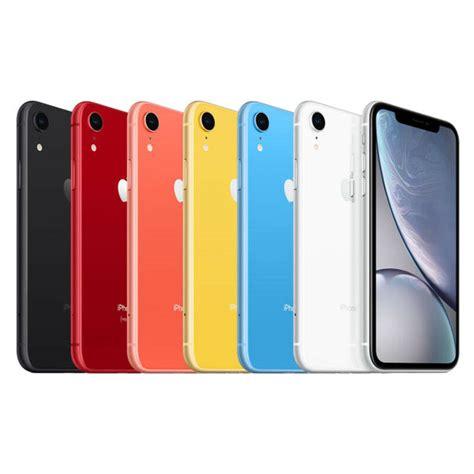 apple iphone xr gb gb gb unlocked verizon att