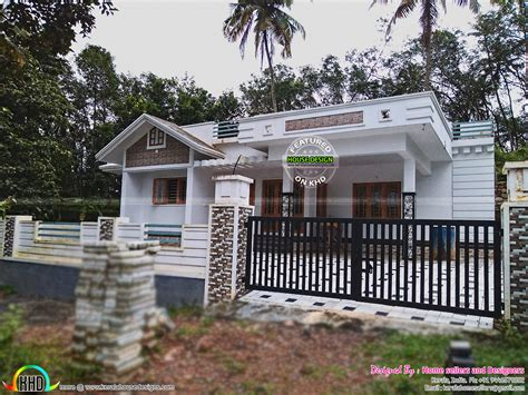 kerala home design 1000 to 1400 sq ft 3 bedroom 1400 sq ft house kerala home design and floor