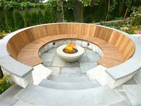 pit seating pit seating to make your outdoors cozy