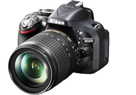 Kamera Nikon Tipe D5200 harga kamera nikon d5200 terbaru maret 2018