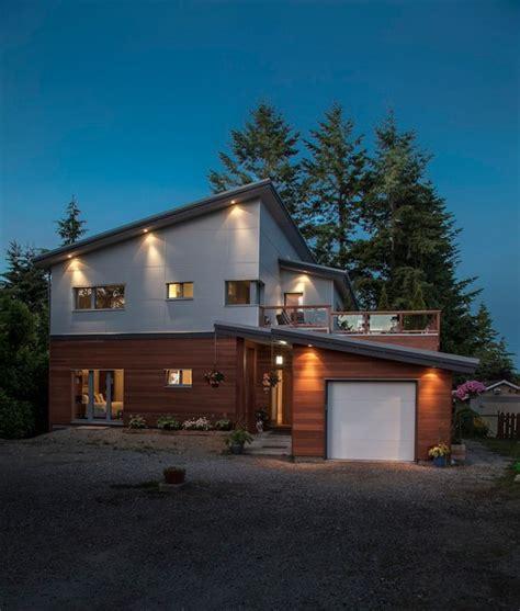 House Exterior Design Surrey by Surrey Passive House Canada Contemporary Exterior