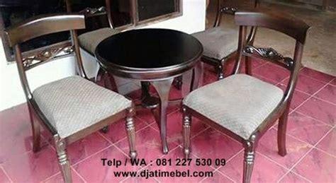 Kursi Tamu Lenong Sofa Kursi Tamu Lemari Bufet Meja Makan jual kursi teras jati lenong kuno antik djati mebel jepara