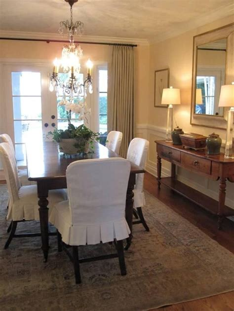 dining room slipcover chairs slipcovers slipcovers new look pinterest