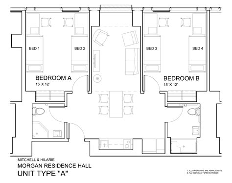 Bike Shop Floor Plan by Morgan Hall University Housing And Residential Life