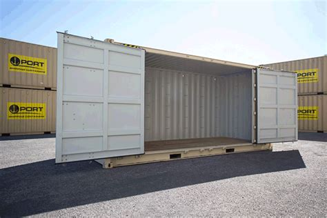 40 Open Side Shipping Container Price by Side Opening Shipping Containers Side Opening Containers
