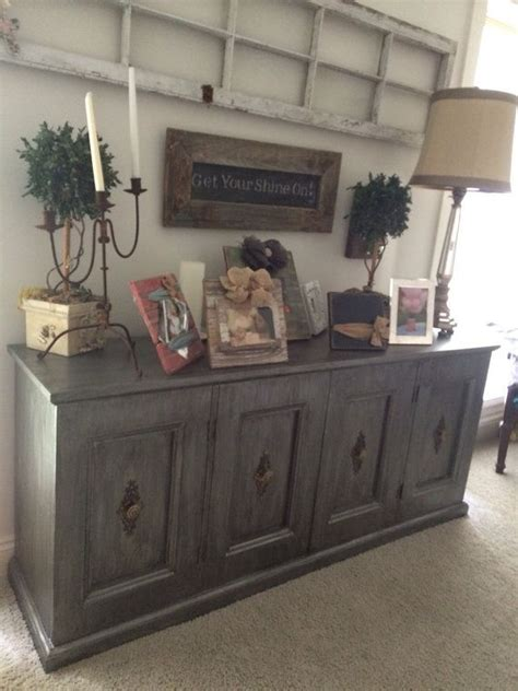 grey vintage bedroom furniture 25 best ideas about refinished buffet on pinterest