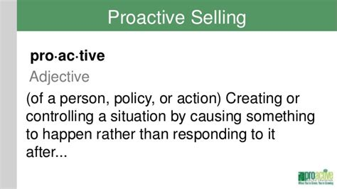 the spirited human proactive tools for a reactive world books proactive selling presentation