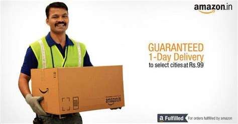 amazon delivery amazon launches one day delivery in india for rs 99 bgr