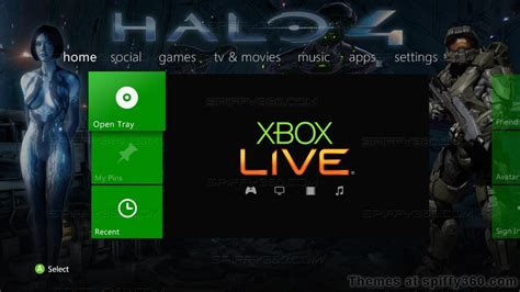 download themes xbox 360 xbox 360 theme depository themes for xbox 360 software