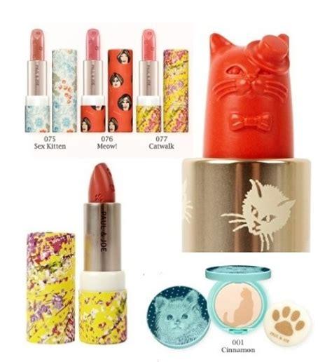 Packaging Paul Joe by Paul And Joe Cosmetics Packaging Design Do Want