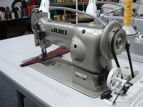 used upholstery sewing machine juki lu 563 walking foot upholstery sewing machine