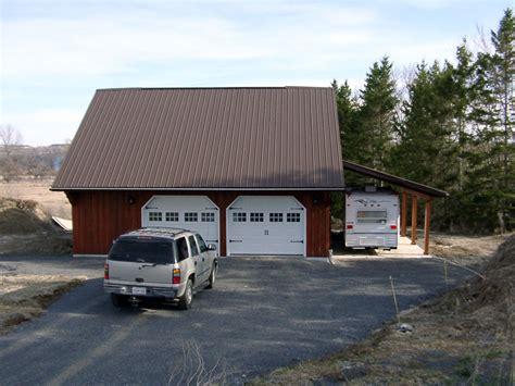 Solar Garage by New Garage Schoolhouse Energy Retrofit