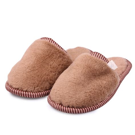 sheep wool slippers comfort sheep wool s slippers product sku set
