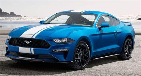 light blue mustang gt mustang gt light blue 2019 color velocity blue