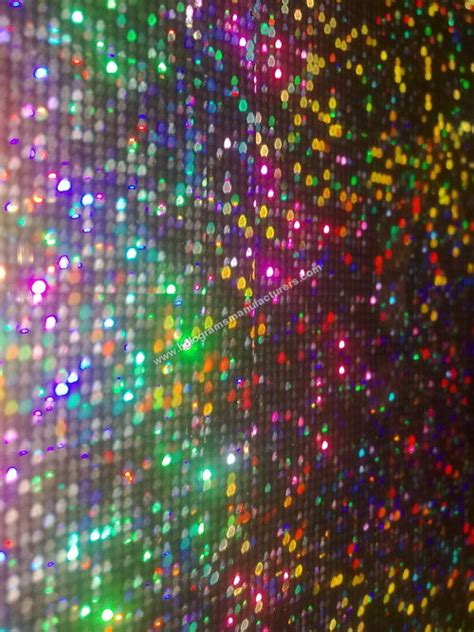hologram pattern library holographic film images