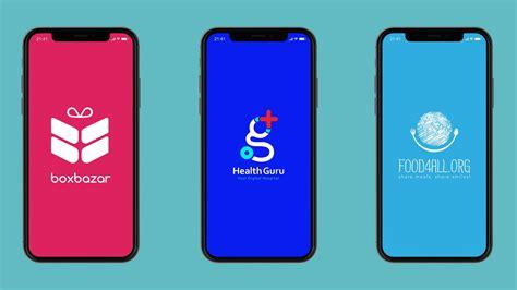 mobile brand top mobile app brand designing company app icon design