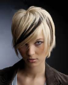 black with haircuts and color short hair color ideas pictures short hairstyles 2016