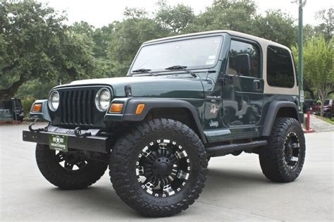 1999 Jeep Wrangler Rims 1999 Wrangler Only 93k 5 Speed Manual